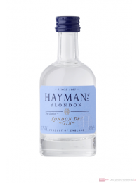 Hayman´s London Dry Gin 0,05l