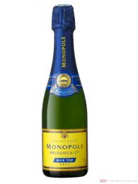 Heidsieck Monopole Blue Top Brut Champagner 0,375l