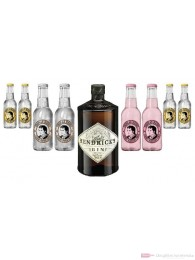 Hendrick´s Gin 0,7 l Flasche Tonic Water Mix Pack