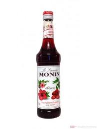 Monin Hibiscus Sirup 0,7l