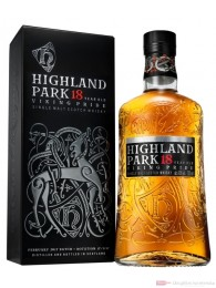 Highland Park 18 Jahre Viking Pride Single Malt Scotch Whisky 0,7l