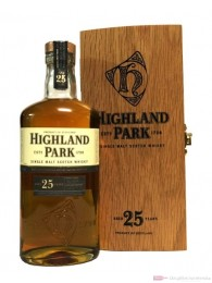 Highland Park 25 Years Single Malt Scotch Whisky 0,7l