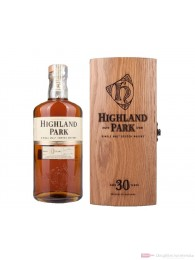 Highland Park 30 Years Single Malt Scotch Whisky 0,7l