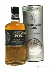 Highland Park Harald Warriors Edition 0,7l Flasche
