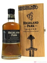 Highland Park Sigurd Warriors Edition 0,7l Flasche