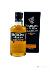 Highland Park 12 Years Single Malt Scotch Whisky 0,35l