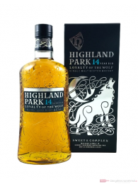 Highland Park Loyalty of the Wolf 14 Years Scotch Whisky 1,0l