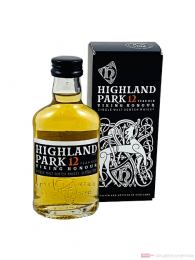 Highland Park 12 Years Viking Honour Single Malt Scotch Whisky 0,05l