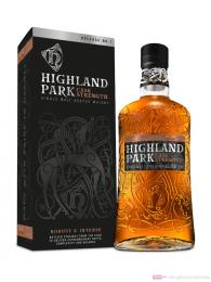 Highland Park Cask Strength Release No 1 Single Malt Scotch Whisky 0,7l