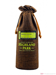 Highland Park 14 Years Norway Edition Single Malt Scotch Whisky 0,7l