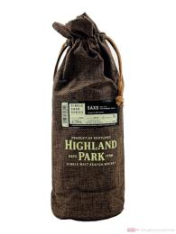 Highland Park 15 Jahre Saxo Single Malt Scotch Whisky 0,7l