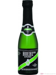 Hoehl Sekt Diplomat Trocken 10,5% 24-0,2l Piccolo Flasche