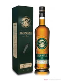 Inchmurrin 12 Years Single Malt Scotch Whisky 0,7l