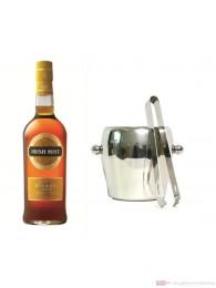 Irish Mist Whisky Likör 0,7l + Eiskübel 1l und Eiszange