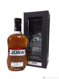 Isle of Jura 21 Years Single Malt Scotch Whisky 0,7l
