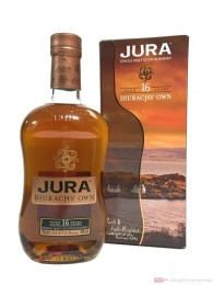 Isle of Jura Diurachs' Own 16 years Single Malt Scotch Whisky 0,7l