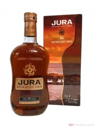 Isle of Jura Diurachs' Own 16 years Single Malt Scotch Whisky 1,0l