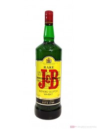 J&B Blended Scotch Whisky 3l Großflasche