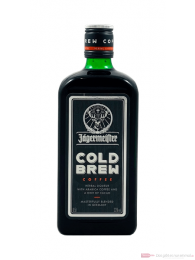Jägermeister Cold Brew Kräuter Liqueur 0,5l