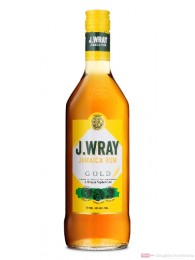 J.WRAY Gold Rum 0,7l