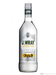 J.WRAY Silver Rum 1,0l