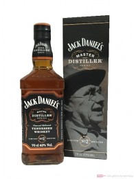 Jack Daniels Master Distiller Series No. 2 Tennessee Whiskey 0,7l