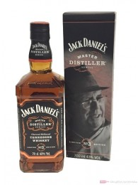 Jack Daniels Master Distiller Series No. 3 Tennessee Whiskey 0,7l