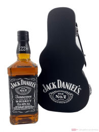 Jack Daniels Guitar Edition Tennessee Whiskey 0,7l