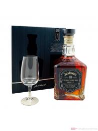 Jack Daniels Single Barrel mit Glas Tennessee Whiskey 0,7l