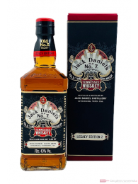 Jack Daniel's Legacy Edition 2 Tennessee Whiskey 0,7l