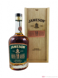 Jameson 18 Years Irish Whiskey 0,7l