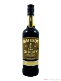 Jameson Cold Brew Whiskey & Coffee 30% 0,7l Flasche