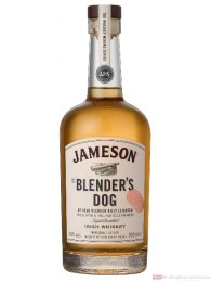 Jameson The Blenders Dog Irish Whiskey 0,7l