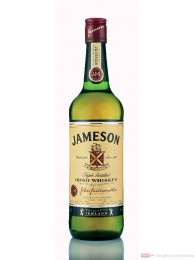 Jameson Irish Whiskey 40% 1,0l Flasche