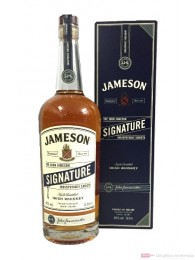 Jameson Signature Triple Distilled Irish Whiskey 1l