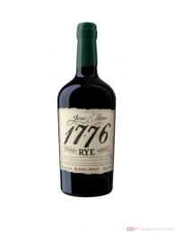 James E. Pepper 1776 Rye Barrel Proof Whiskey 0,7l