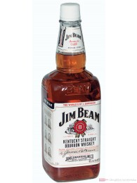 Jim Beam Kentucky Straight Bourbon Whiskey 40% 4,5l Großflasche
