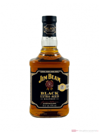 Jim Beam Black Kentucky Straight Bourbon Whiskey 1,0l