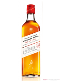 Johnnie Walker Blenders Batch Red Rye Finish 0,7l