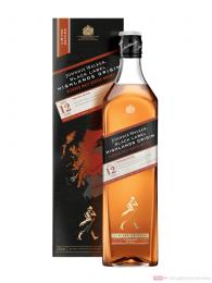 Johnnie Walker Black Highlands Origin Blended Scotch Whisky 0,7l