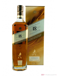 Johnnie Walker 18 Jahre Blend Scotch Whisky 40% 1,0l