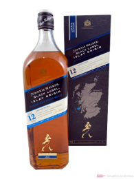 Johnnie Walker Black Islay Origin Blended Scotch Whisky 1,0l