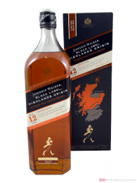 Johnnie Walker Black Highlands Origin Blended Scotch Whisky 1,0l