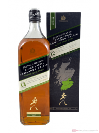 Johnnie Walker Black Lowlands Origin Blended Scotch Whisky 1,0l