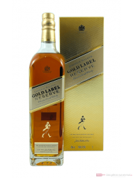 Johnnie Walker Gold Label Reserve Blended Scotch Whisky 1,0l