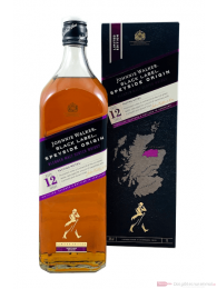 Johnnie Walker Black Speyside Origin Blended Scotch Whisky 1,0l