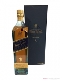 Johnnie Walker Blue Label Blended Scotch Whisky 1,0l Flasche