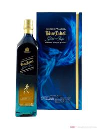 Johnnie Walker Blue Label Ghost & Rare Glenury Royal Whisky 0,7l