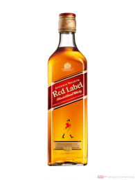 Johnnie Walker Red Label Blended Scotch Whisky 0,7l