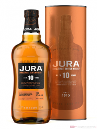 Isle of Jura 10 Years neue Ausstattung Single Malt Scotch Whisky 0,7l